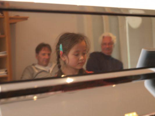 Pianoles Heemskerk
